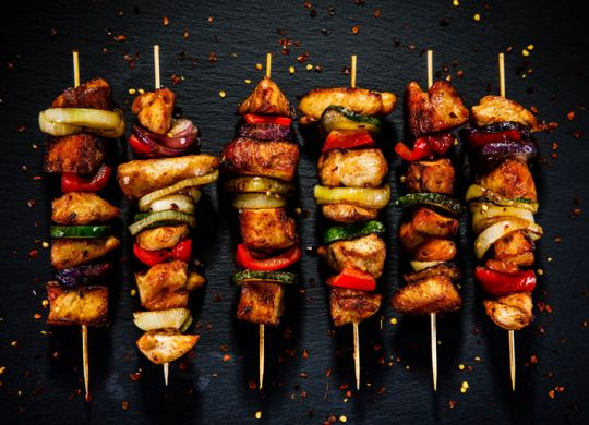 brochetas-pollo-teriyaki